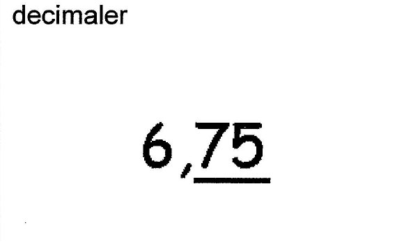 Matematikrammer talopbygning